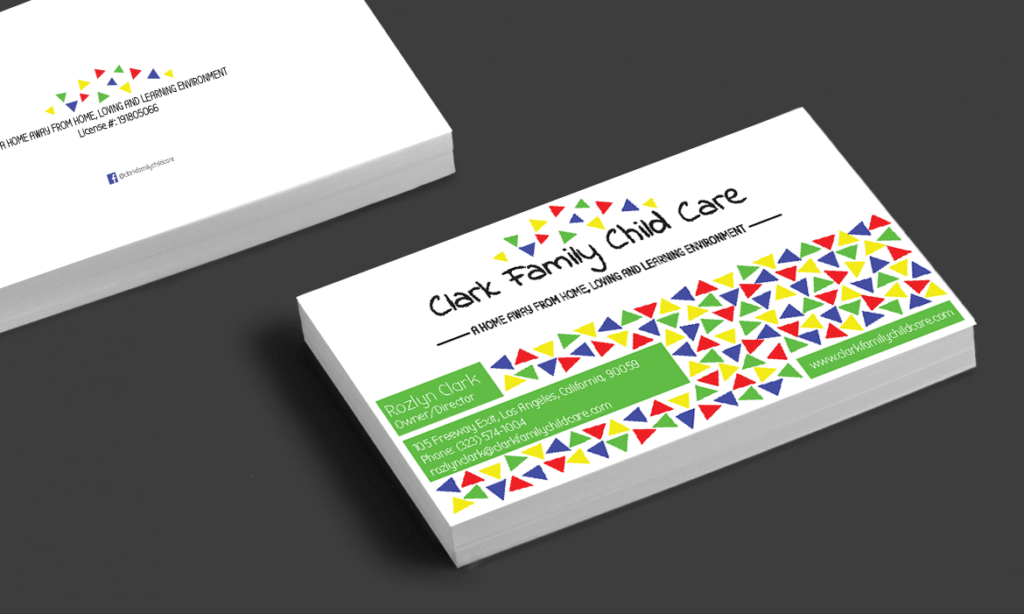 Graphic Design | Custom Business Cards Aligned with Branding